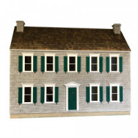 The Hanover Dollhouse (Kit) - Product Image