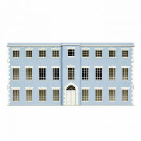 Thornhill Manor Dollhouse - Kit(s)- Choice of Style - - Product Image