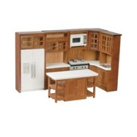 § Sale $35 Off - Walnut Modern Kitchen - Product Image