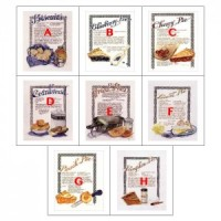 § Sale .50¢ Off - Kitchen Prints - Recipes - Product Image