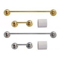 § Sale .70¢ Off - Towel Bar & Toilet Paper Holder - Product Image